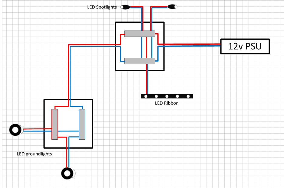 12v Outdoor Lighting Wiring Diagram