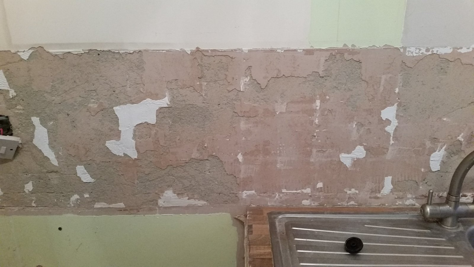 removing kitchen tiles from wall repairing wall after removing tiles diynot forums 7722