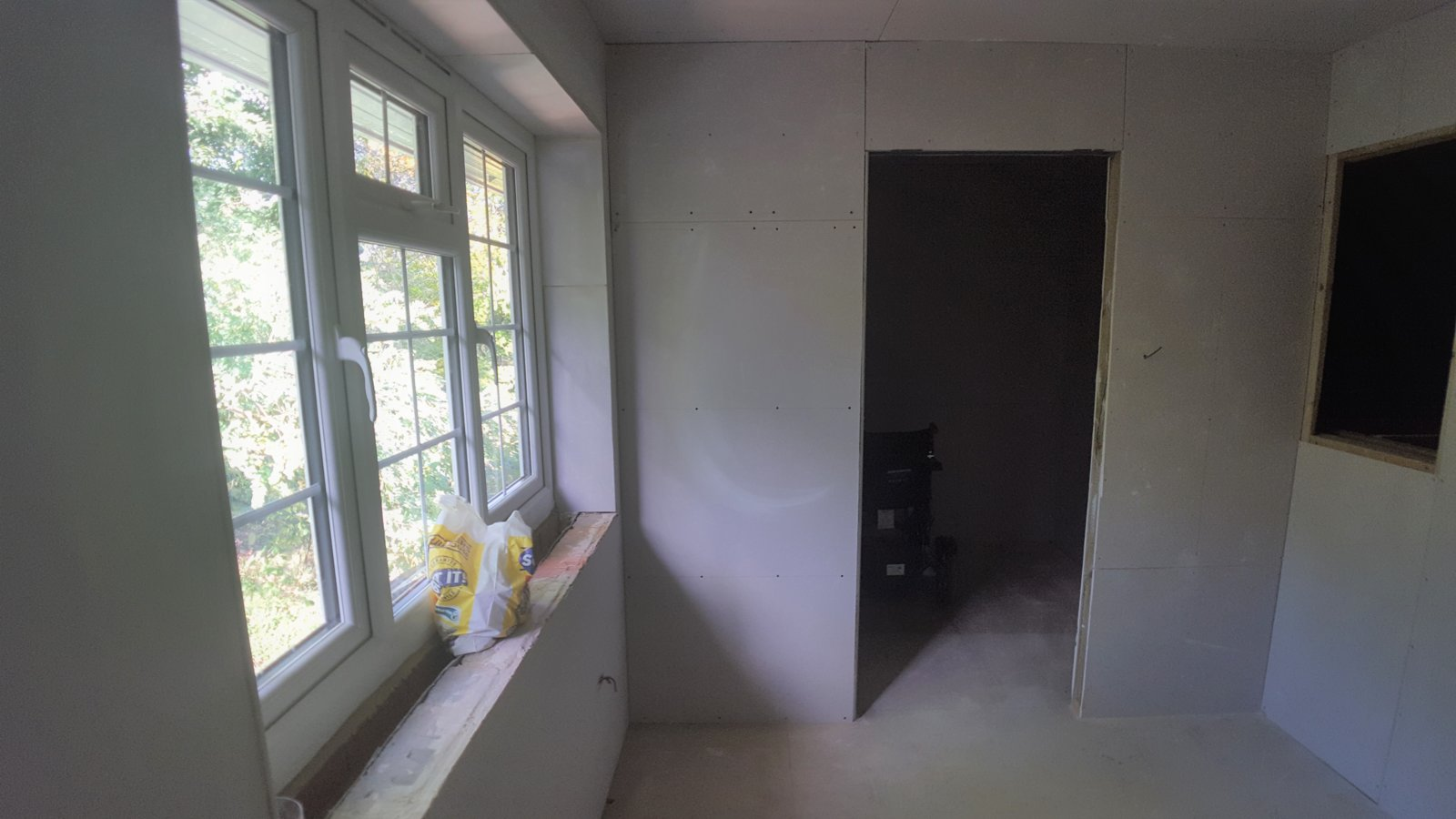 wardrobe door boarded.jpg