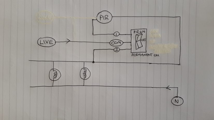 lighting circuit wiring diagram 2 way need alternate    way    to wire    2       way    and off switch diynot  need alternate    way    to wire    2       way    and off switch diynot