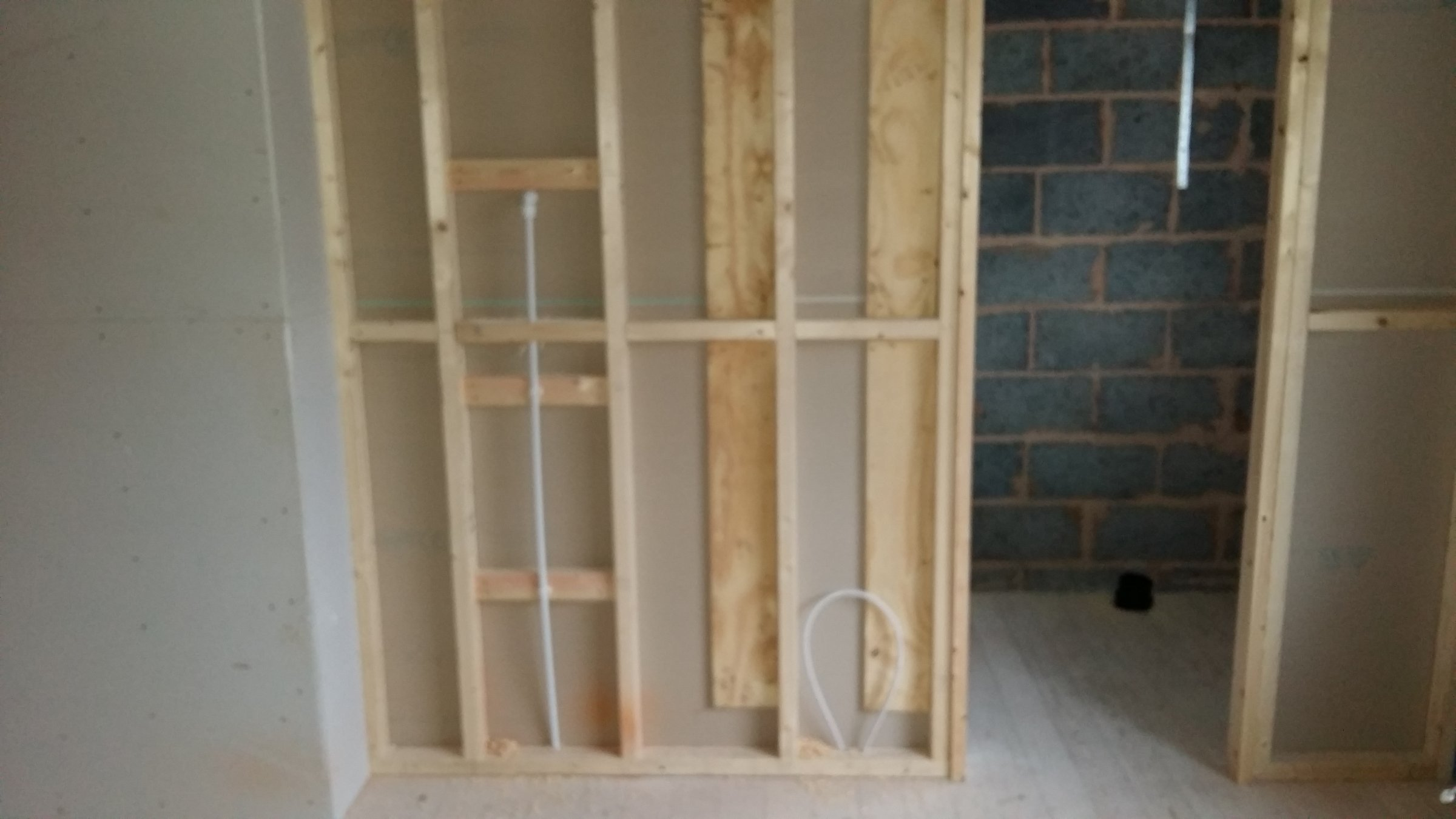 Stud Wall Timber Or Metal Diynot Forums
