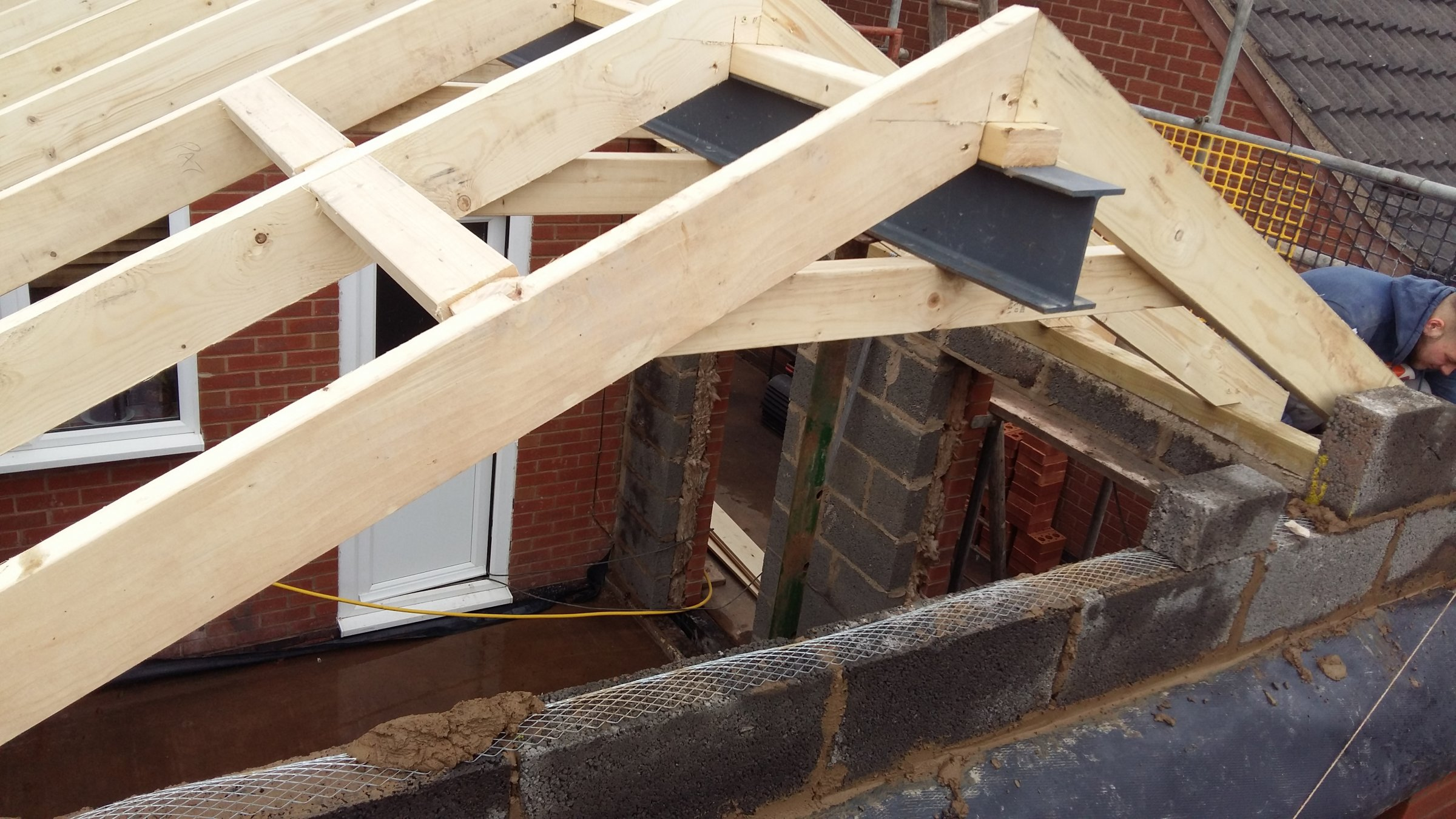 How To Build A Vaulted Ceiling Ridge Beam Abahcailling Co