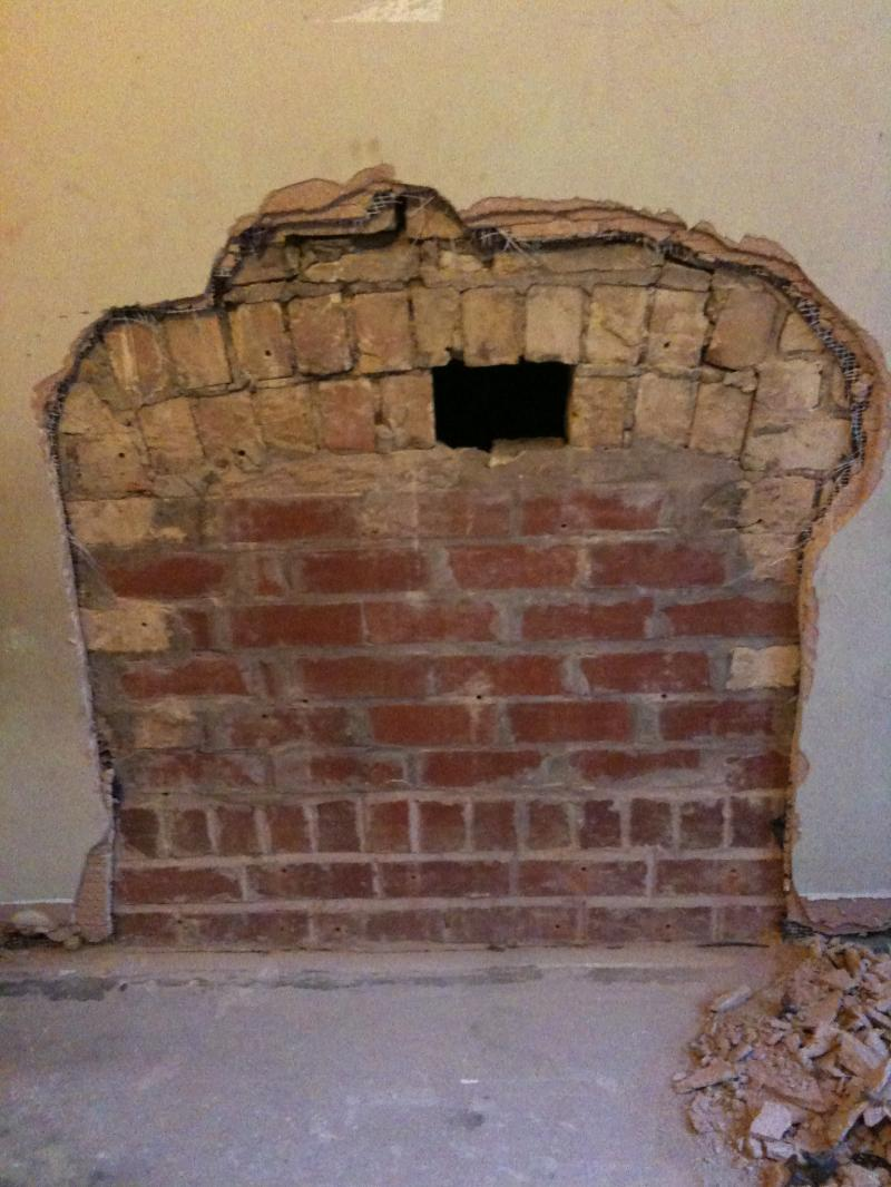 opening a fireplace diynot forums