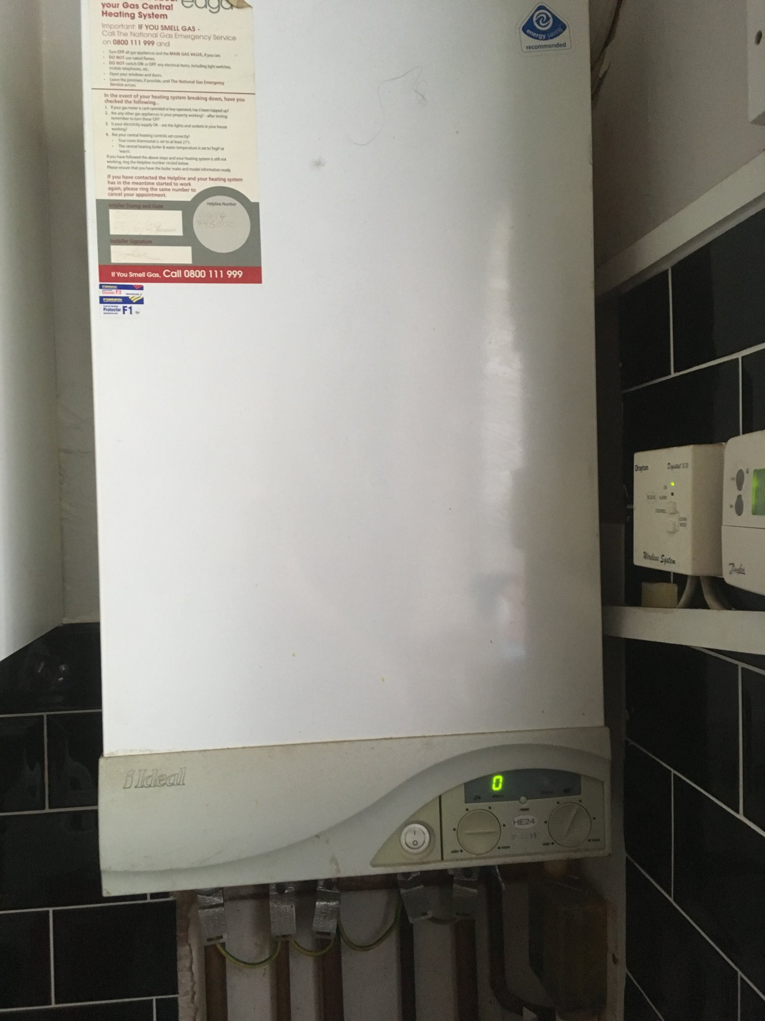 New Boiler installation | DIYnot Forums