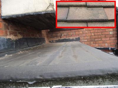 Flat Roof Over Bay Window Leaking Diynot Forums