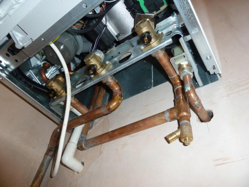 Worried About My Plumbers Competence Diynot Forums