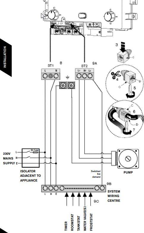 danfoss port motorised valve wiring diagram wiring diagram and y plan central heating system sunvic 3 port motorised valve wiring diagram diagrams