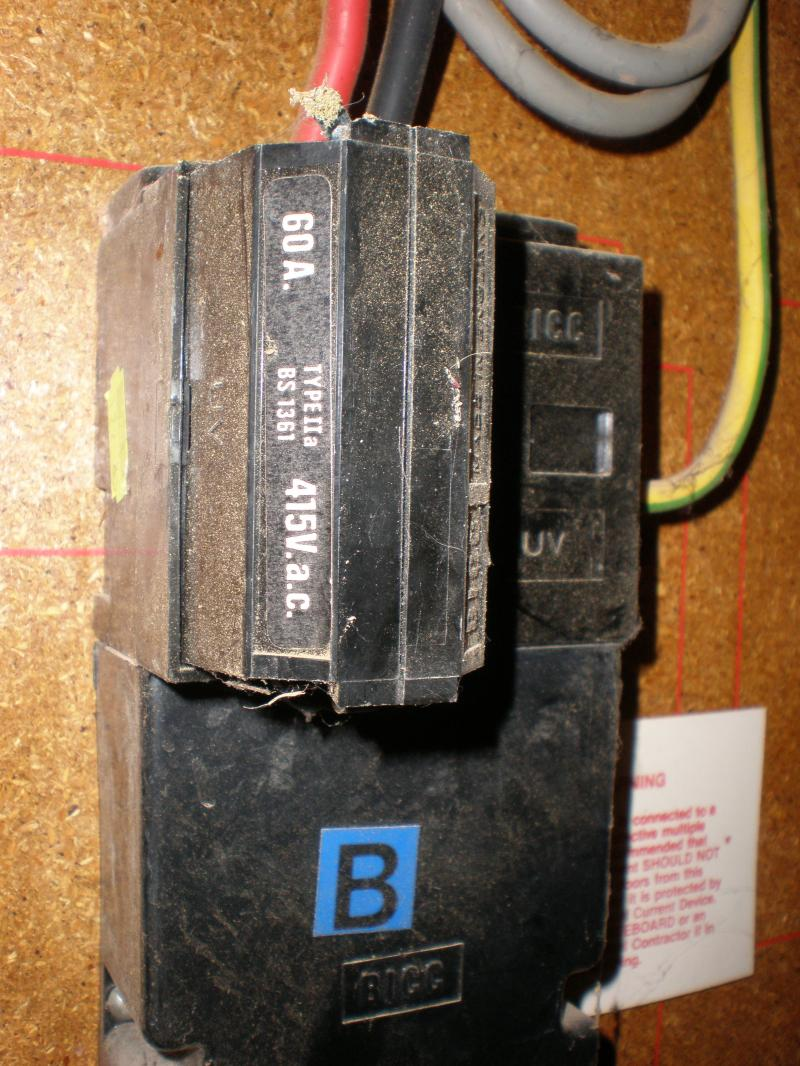 Baumatic Cooker tripping Mains fuse intermittently HELP Pls ... on