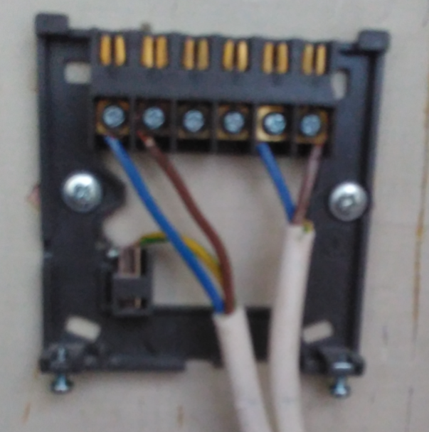 Connect Wiring Help