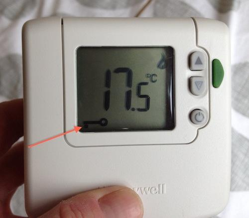 Problem With Wireless Honeywell Dt92e Themostat Diynot