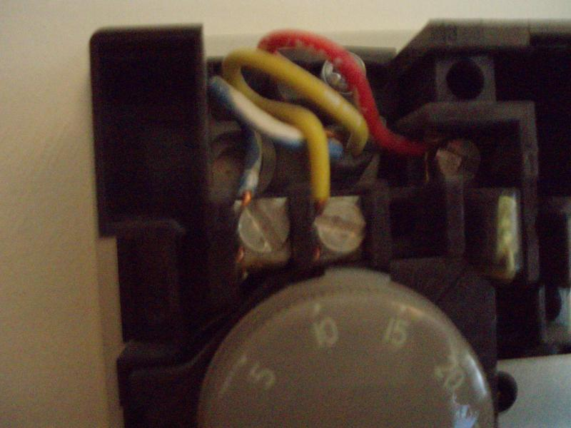 Central Heating Room    Thermostat       Wiring    Help   DIYnot Forums