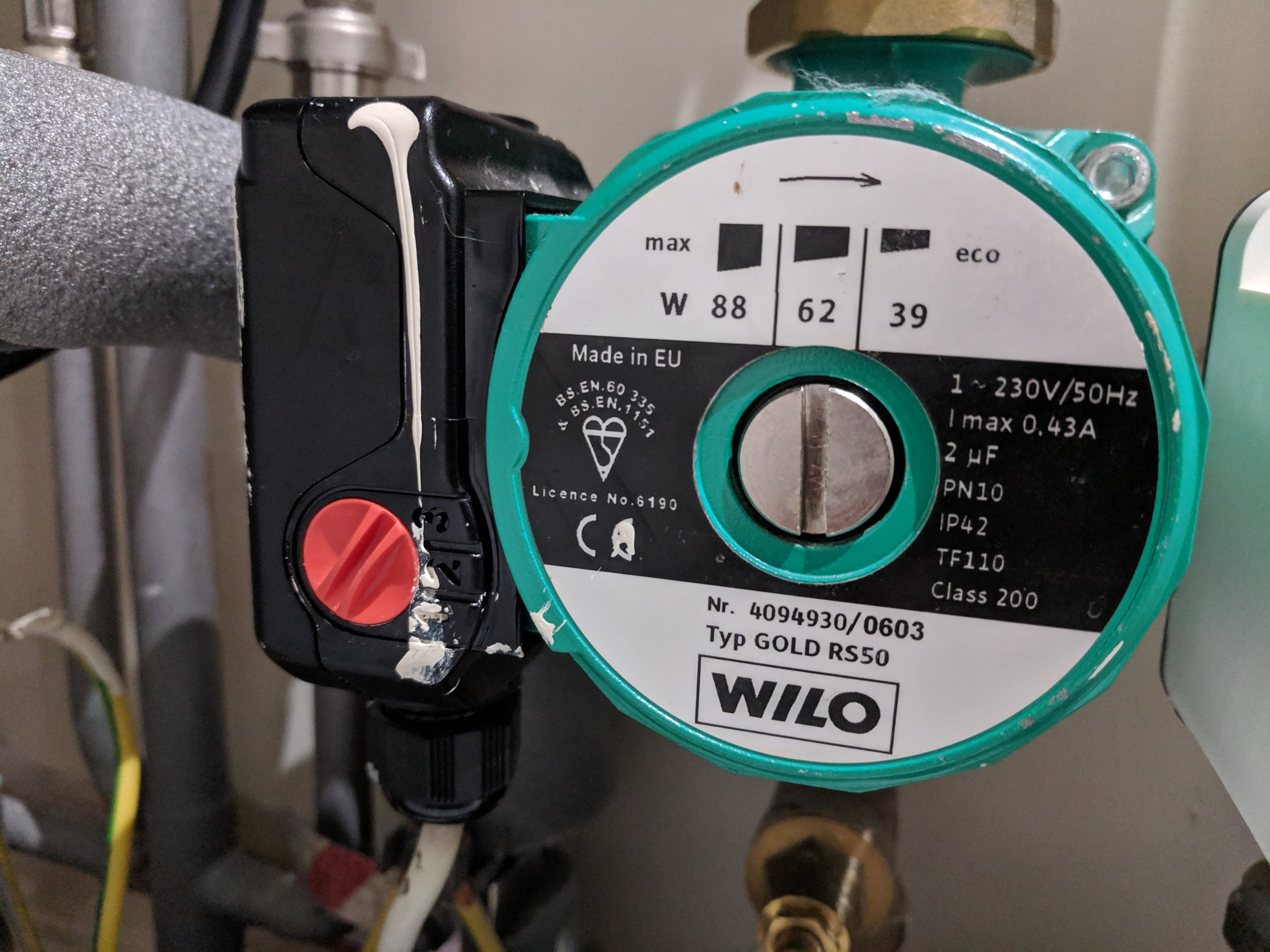 Astonishing Replacement For Wilo Gold Rs50 Circulating Pump Diynot Forums Wiring Digital Resources Antuskbiperorg