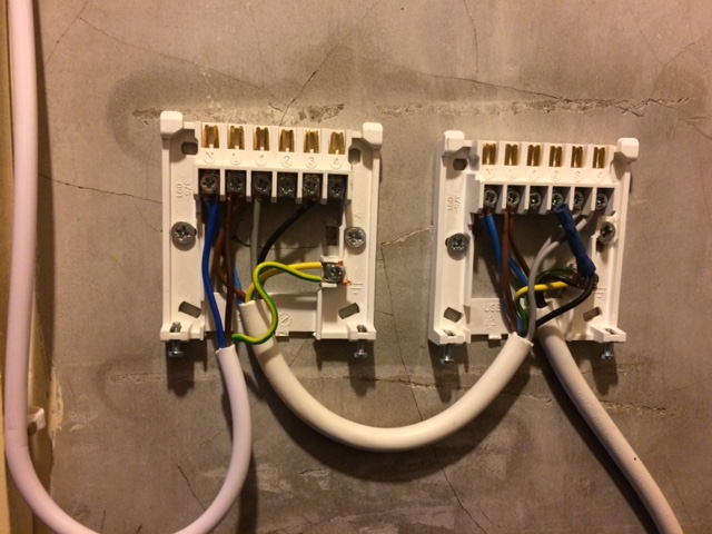 Wiring advice  Replacing Digistat SCR and Drayton LP522