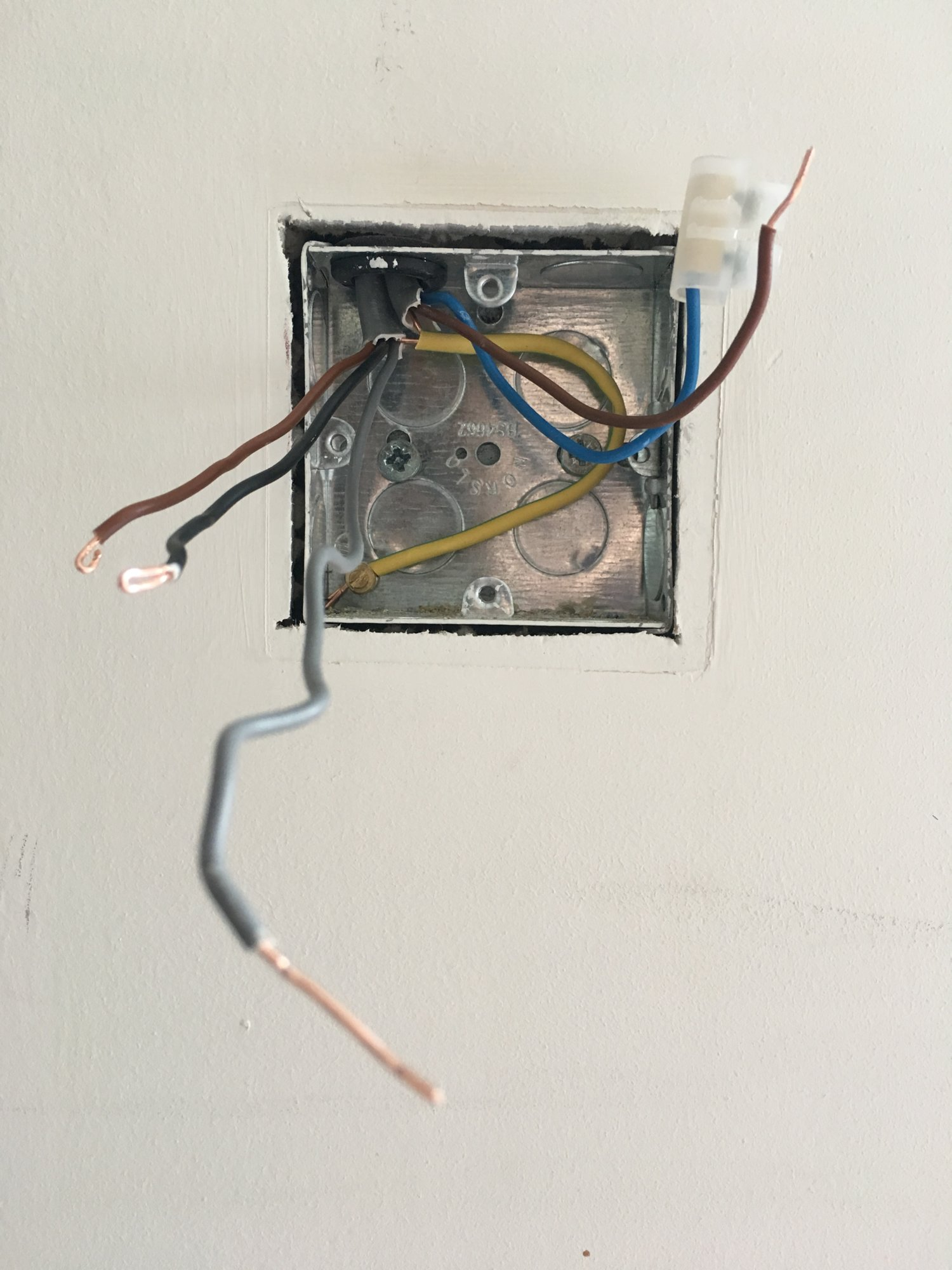 Wiring A Light Switch For Pir Outdoor Light