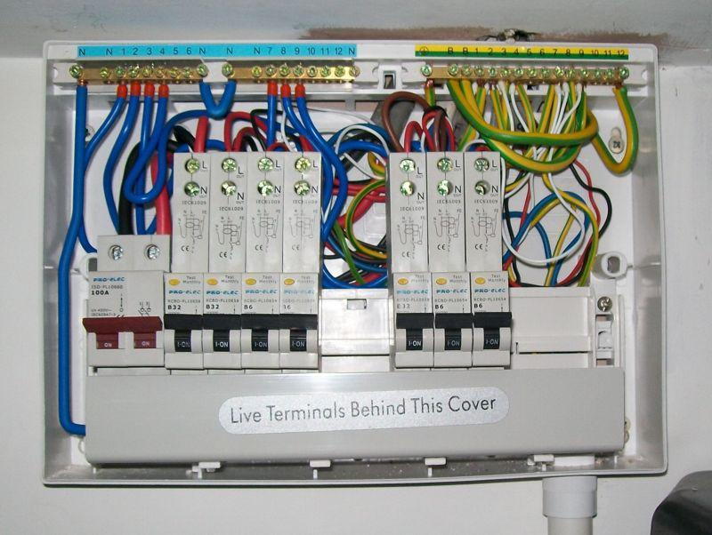 Pro Elec Consumer Unit Diynot Forums