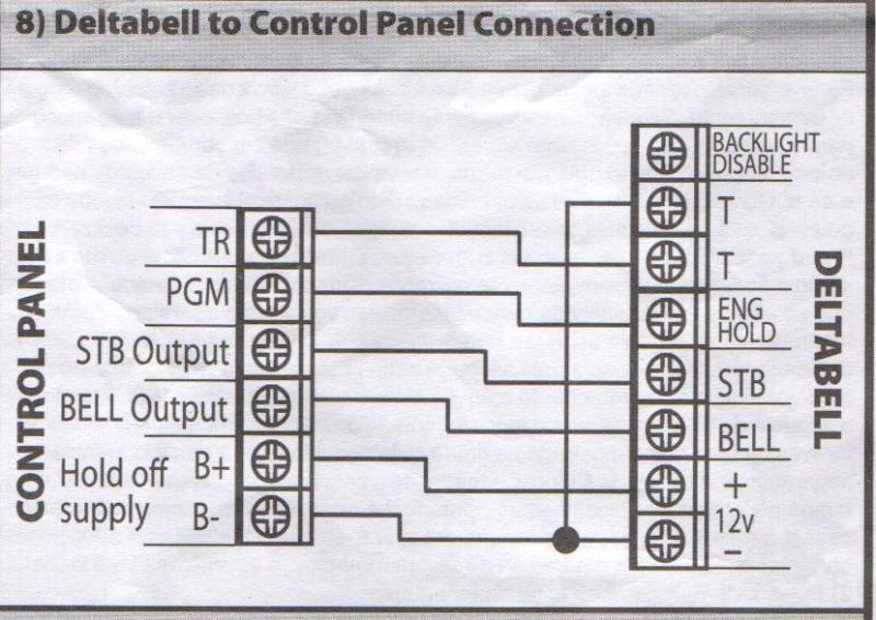 full veritus 8 plus pyronix deltabell diynot forums alarm bell box wiring diagram at readyjetset.co