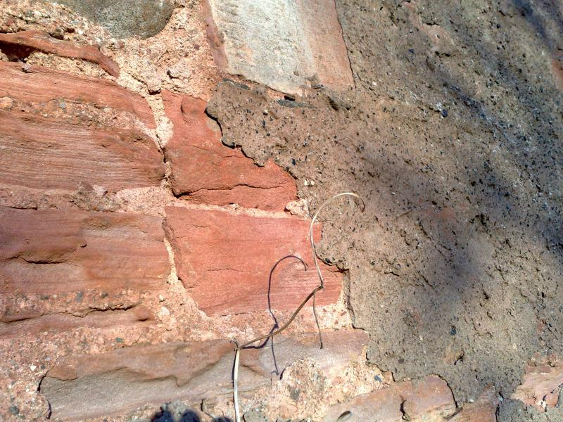 Lime Mortar For Pointing Rendering A Rubble Stone Wall Diynot Forums