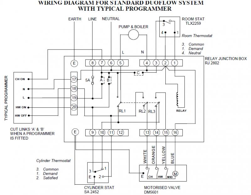 relay junction box rj 2802 wiring diagram check diynot forums