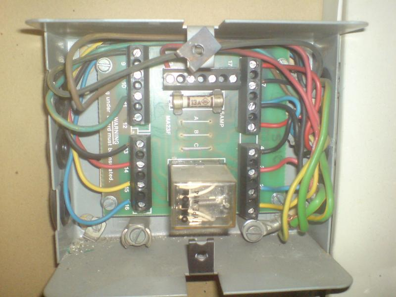 Satchwell Room Thermostat Wiring Diagram : Wiring diagram for sunvic thermostat fuse