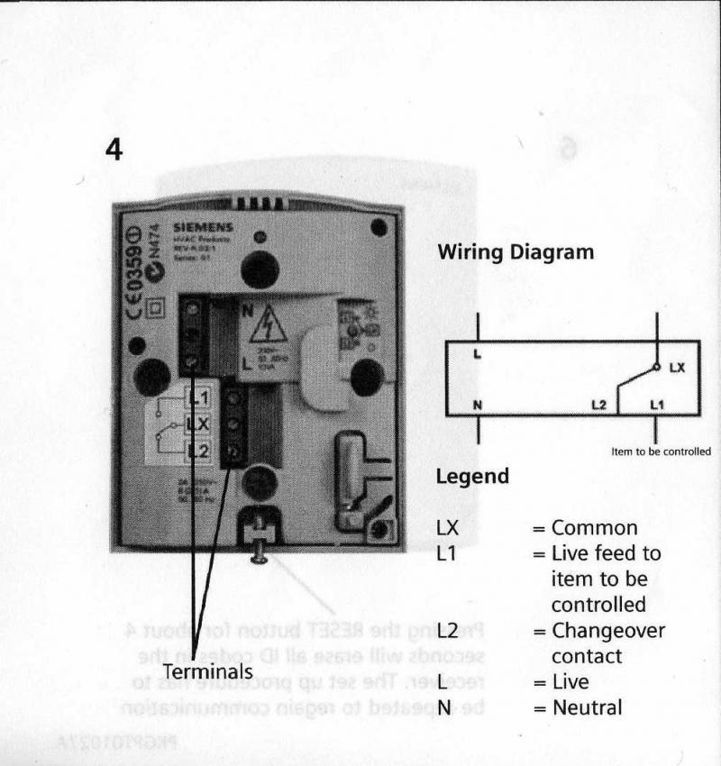 full siemens rdj10rf wireless thermostat wiring, please help! diynot siemens wiring diagram at eliteediting.co