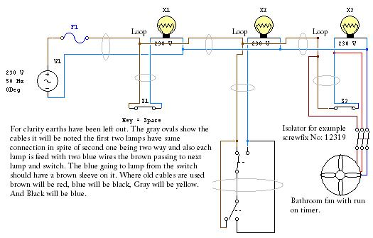 How to wire a extractor fan wiring diagram efcaviation