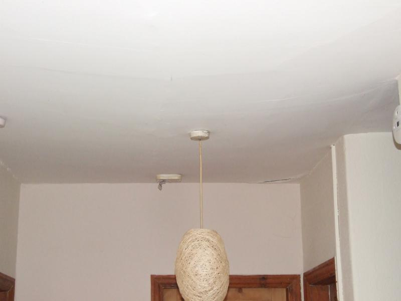 A Bit Worried Ceiling Caving In
