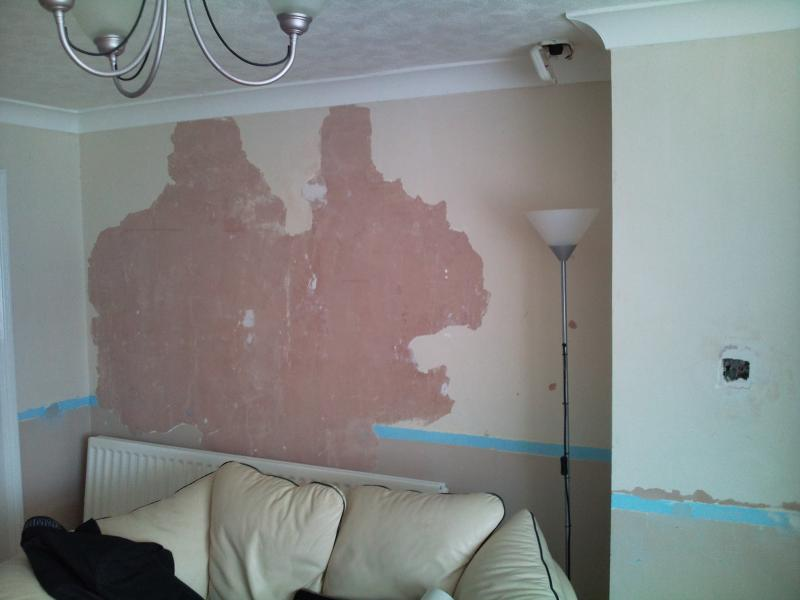 Can I Put Wallpaper Over Painted Lining Paper