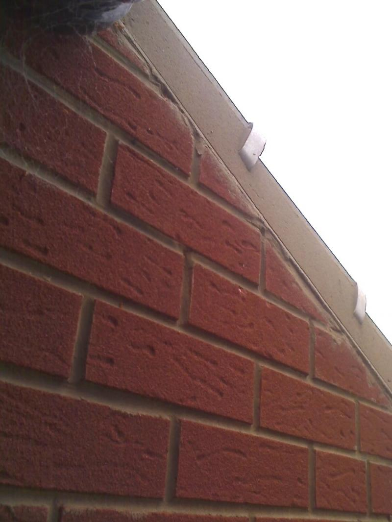 Roof Overhang Missing Correction Needed Diynot Forums