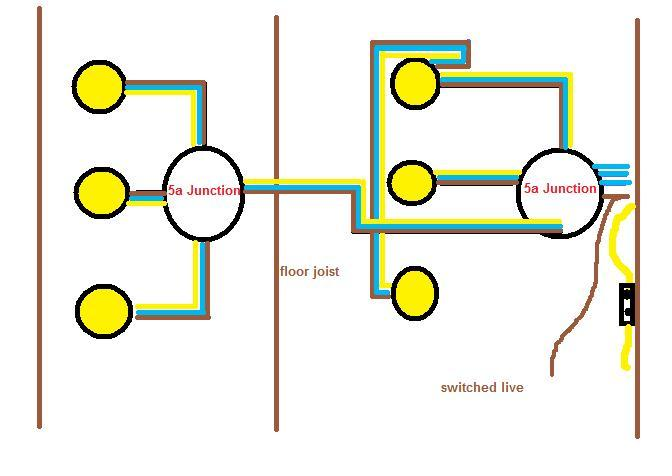 Surprising Ceiling Spotlight Wiring Diagram Wiring Diagram Online Wiring Digital Resources Remcakbiperorg