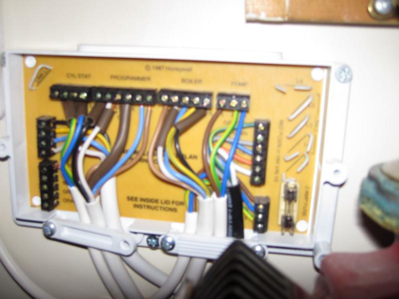 full Wiring Junction Box on