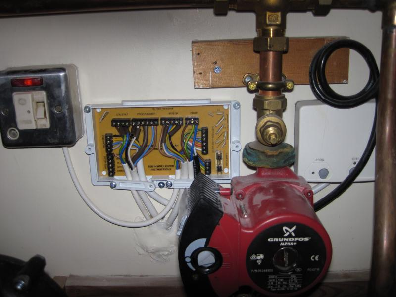 full ideal icos he18 diynot forums boiler pump overrun wiring diagram at reclaimingppi.co