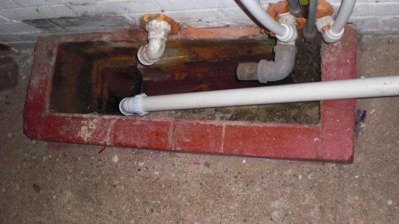 Drain Gulley In Conservatory Diynot Forums
