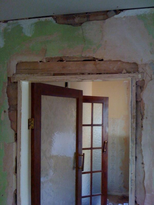 Interior Door Lintel Diynot Forums
