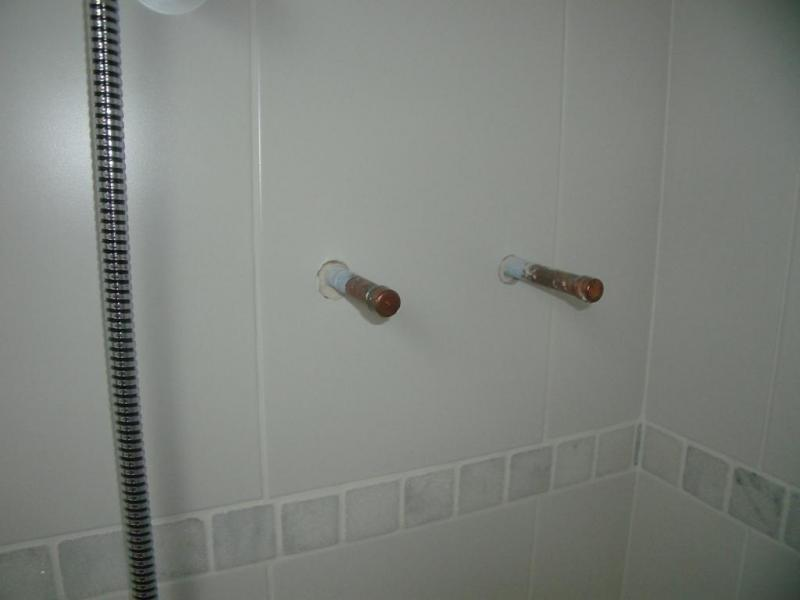 grohe shower fitting instructions