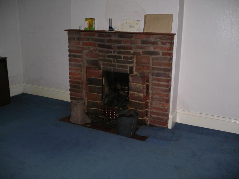 Removing A Crumbling Arch From A Brick Fireplace Diynot