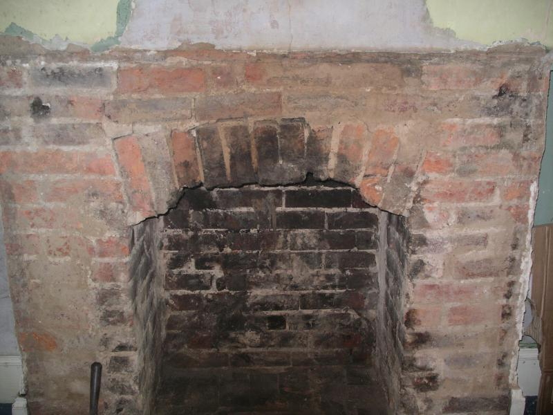 Brick Fireplace Removal Part - 44: We Intend To Put In A Wood Burning Stove And Will Likely Hide All The Brick  Work With A New Stone Surround.