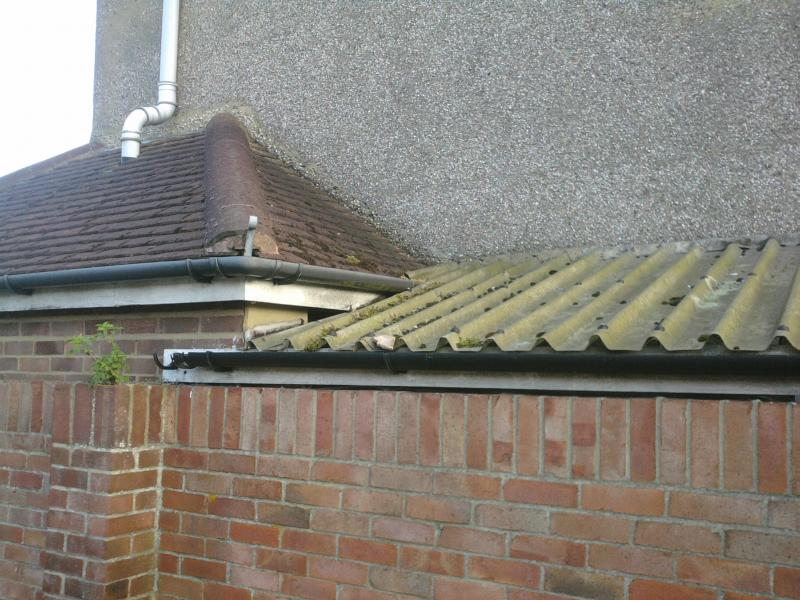 Replacing Lean To Roof Diynot Forums