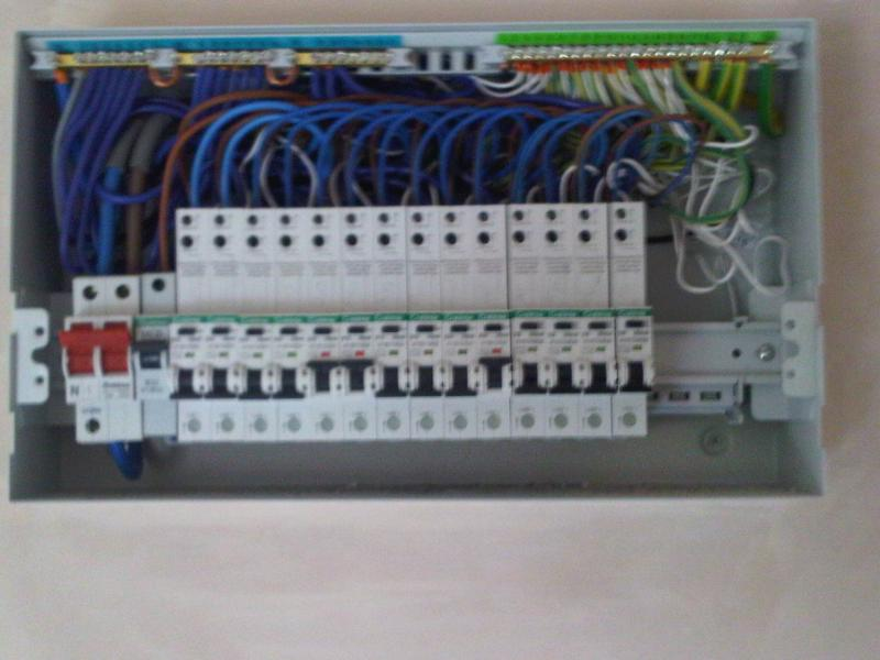 Index php moreover Residential additionally 14 X Rcbo Board besides Prototyping Circuits Using Breadboard also How Protect Reed Switch Specific Loads. on wiring circuits