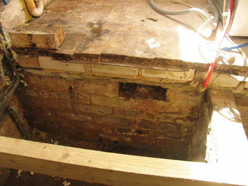 Removal Of Unused Brick Septic Tank Diynot Forums