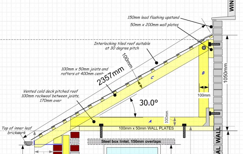 Products besides Posts Beams Bracing likewise Small House Plans With Shed Roof Louise likewise Watch additionally Grounding Vs Bonding Part 6 12. on porch diagram