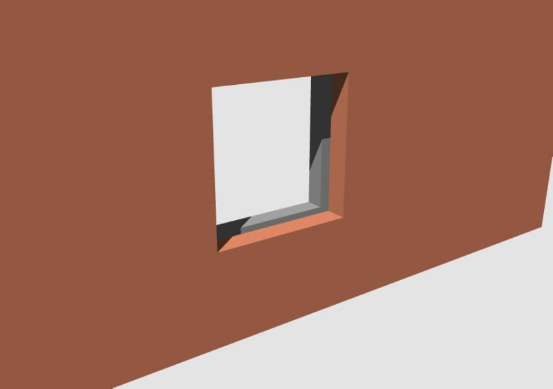 Cladding around a window diynot forums for What is window cladding