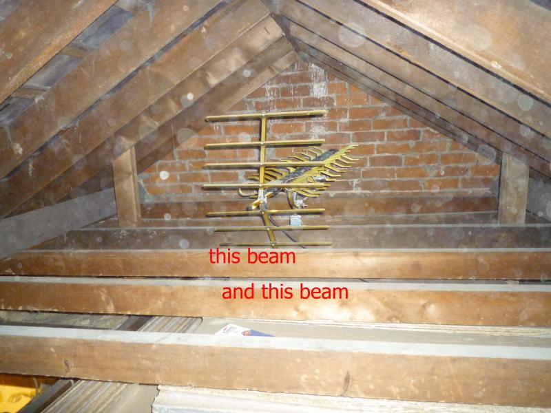 Advice On Removing Beam In Loft Diynot Forums