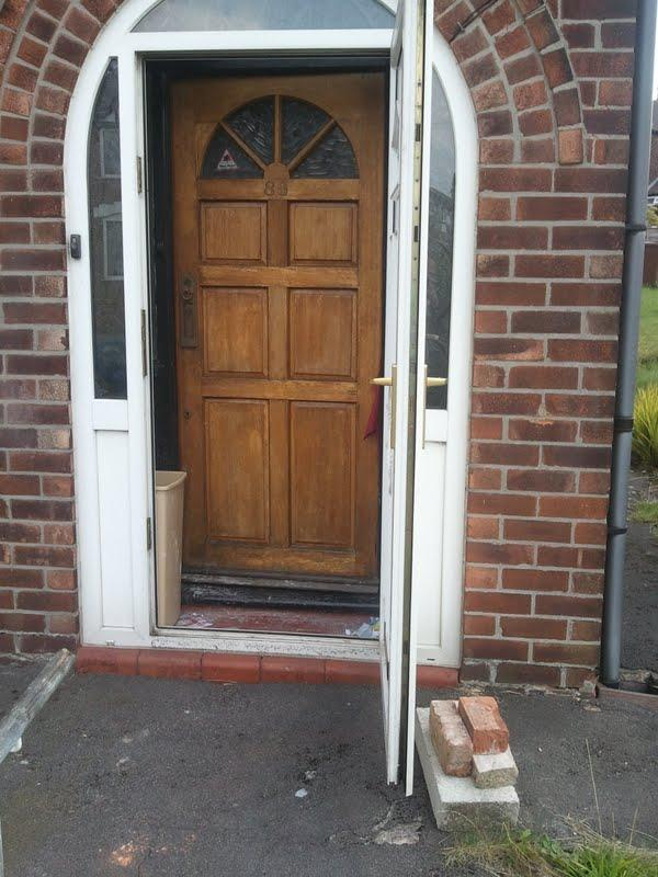 Upvc Door Slamming Diynot Forums