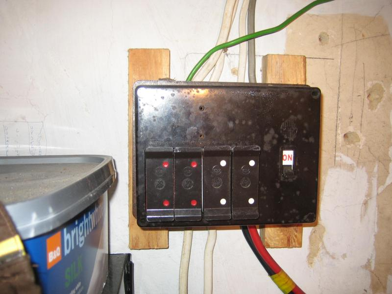 Rewire my house wiring diagram do i just need a new consumer unit or a full rewire diynot forums old cloth wiring in houses rewire my house asfbconference2016 Image collections