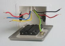 wiring a 2 gang light switch for 2 separate lights diynot forums rh diynot com 2-Way Light Switch Wiring Light Switch Wiring For Dummies