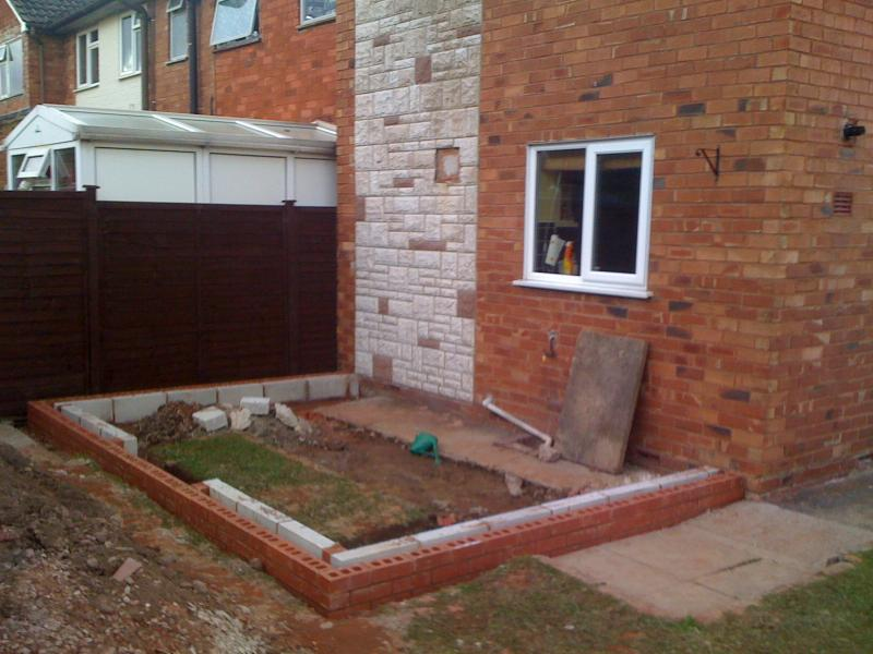 Drain Under A Conservatory Problem Or Not Diynot Forums