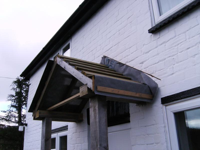 Porch Roof Diynot Forums