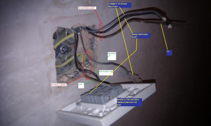 Wiring A Hall Light Switch