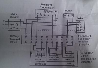 drayton 3 port mid position valve wiring diagram wiring diagram danfoss mid position valve wiring diagram schematics and