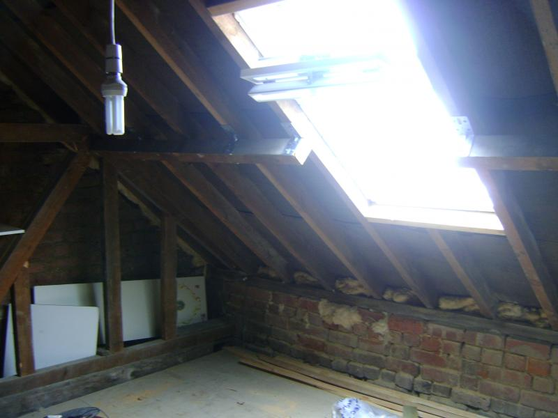 Loft Conversion Cut Purlin Diynot Forums
